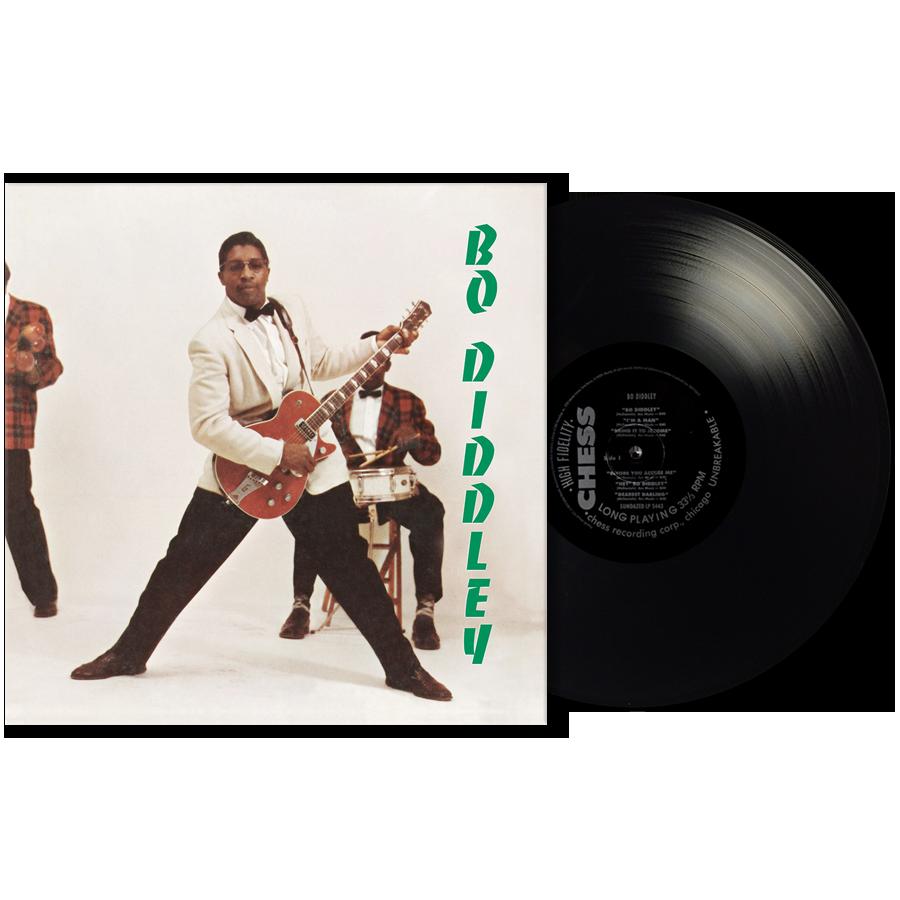 Diddley, Bo - BO DIDDLEY - LP