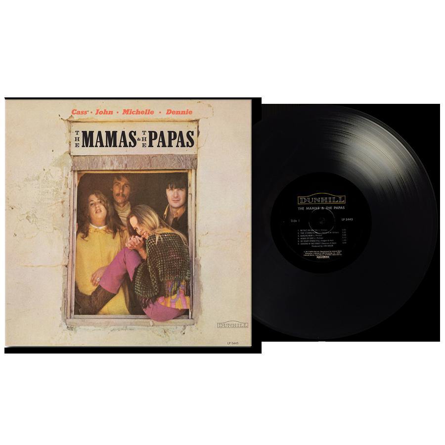 Mamas and the Papas, The - The Mamas and the Papas - Mono Edition LP