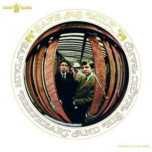 Captain Beefheart and His Magic Band - Safe As Milk - LP - WHITE VINYL