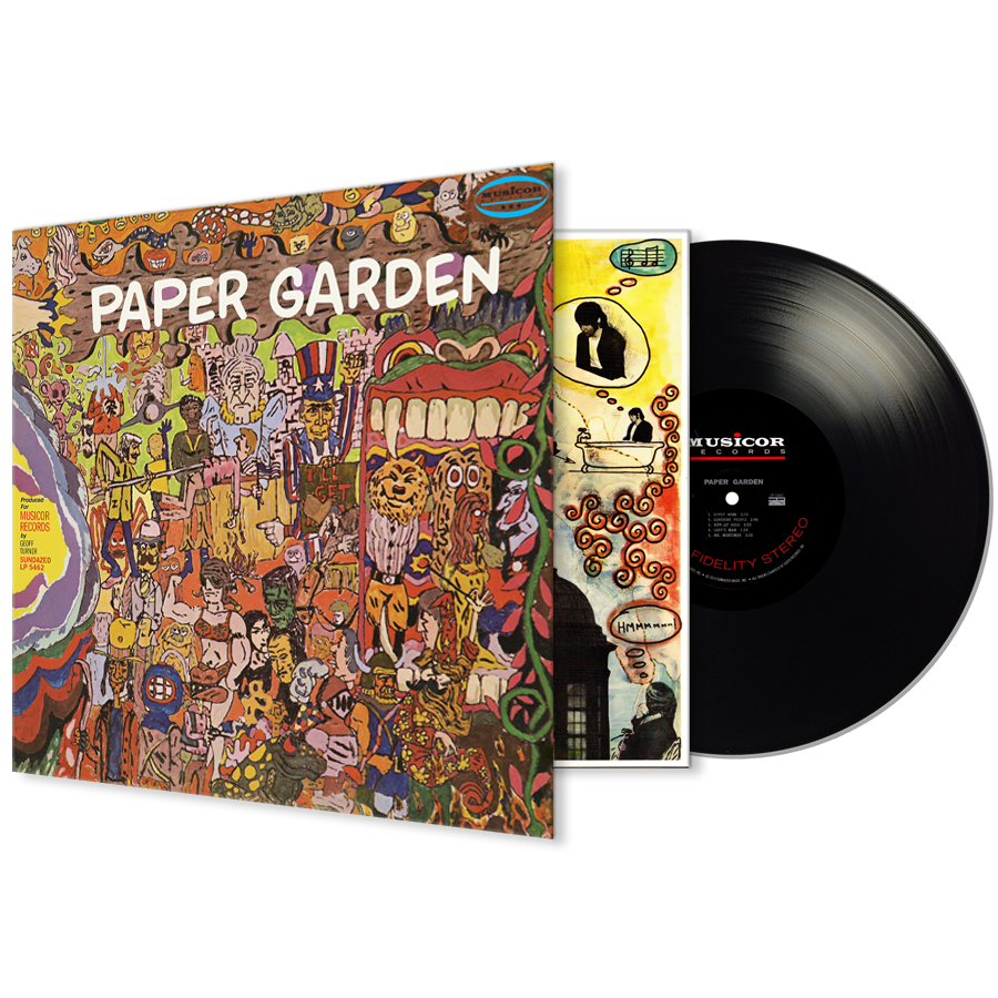 Paper Garden - Paper Garden - LP