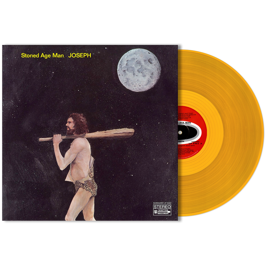 Joseph - Stoned Age Man - COLORED VINYL LP
