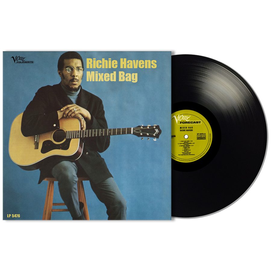 Havens, Richie - Mixed Bag - Vinyl - Mono Edition