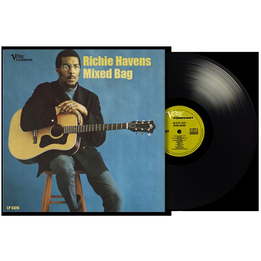 Havens, Richie - Mixed Bag - Vinyl - Mono Edition