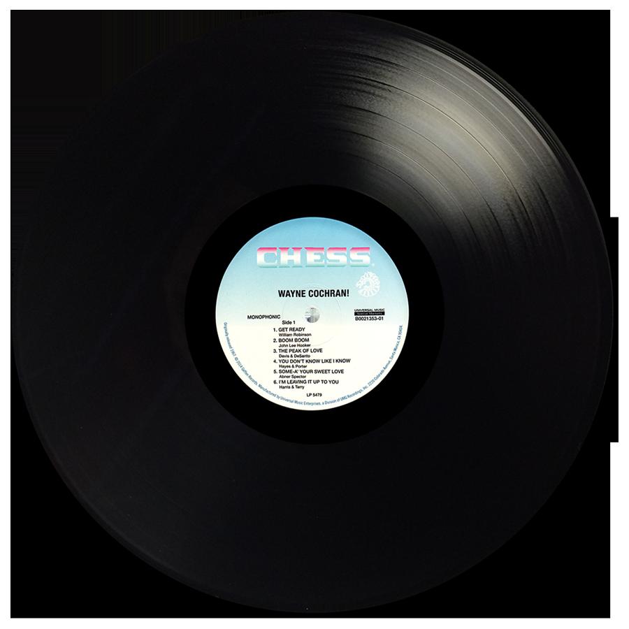 Cochran, Wayne - WAYNE COCHRAN! - Vinyl - Mono Edition - LP 5479