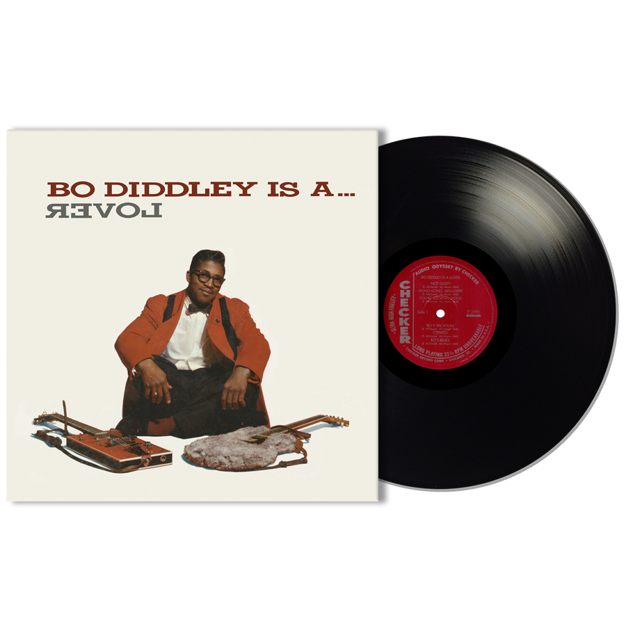 Diddley, Bo - Bo Diddley Is A... Lover - Vinyl - Mono Edition