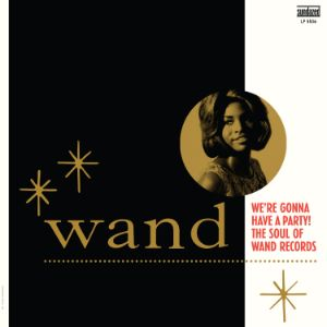 Various Artists - We're Gonna Have A Party! The Soul Of Wand Records