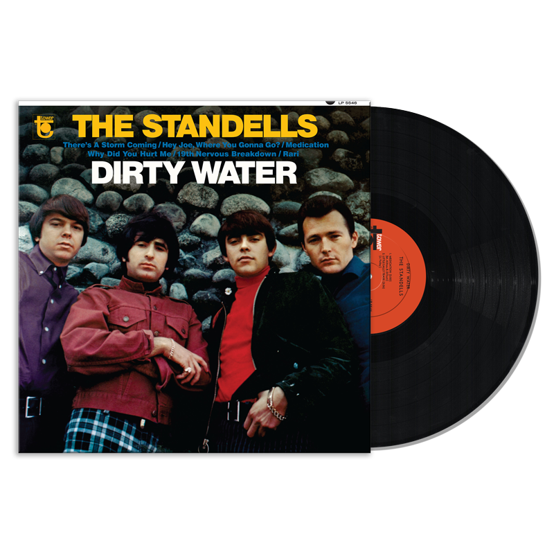 Standells, The - Dirty Water - MONO Edition LP - LP 5546