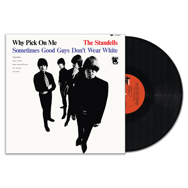 Standells, The - Why Pick On Me - MONO Edition LP - LP 5547