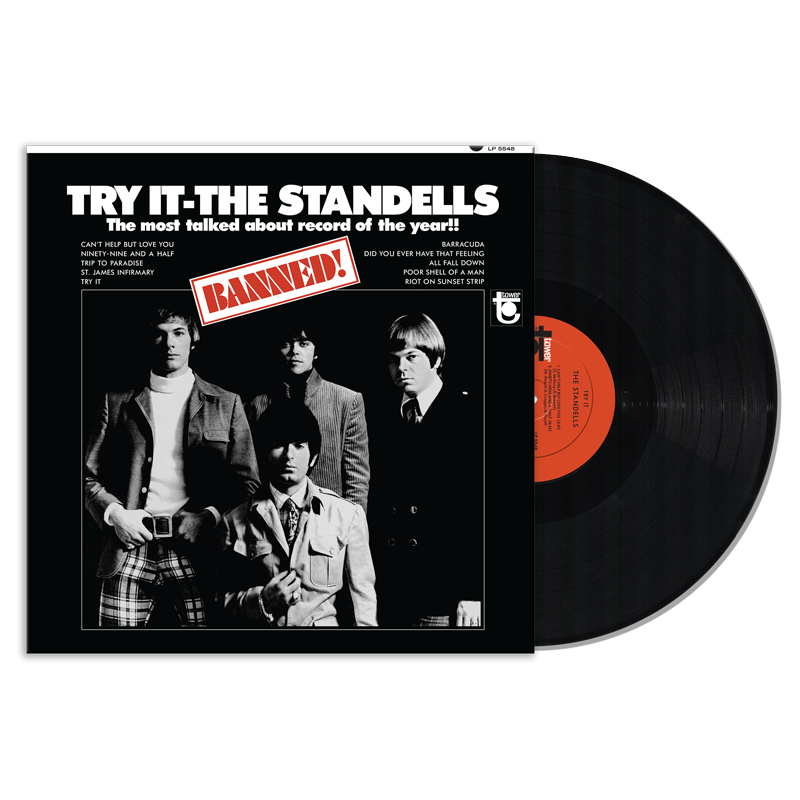 Standells, The - Try It - MONO Edition LP - LP 5548