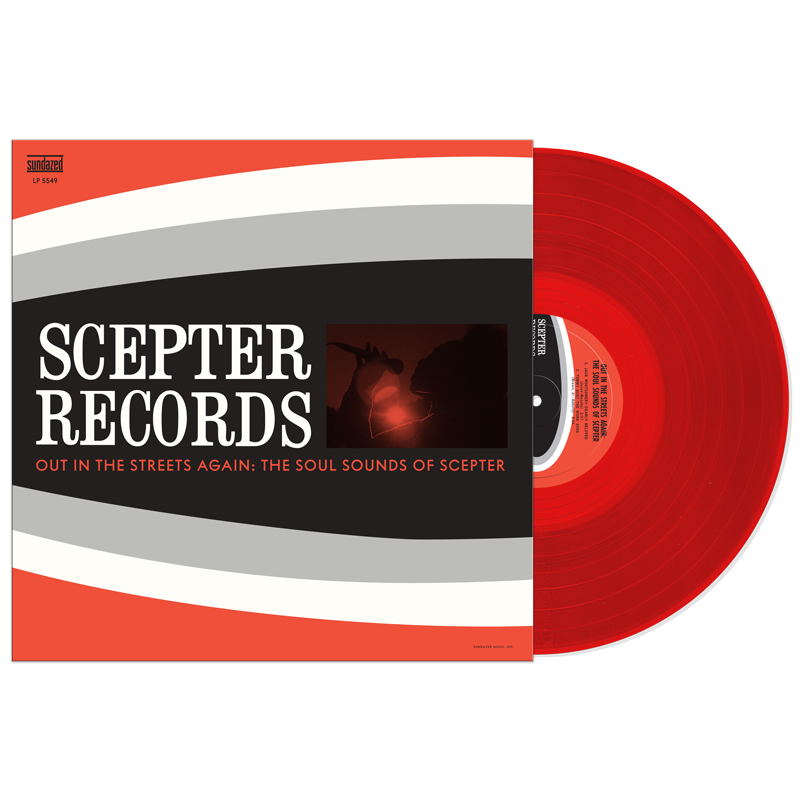 Out In The Streets Again: The Soul Sounds Of Scepter Records - LP