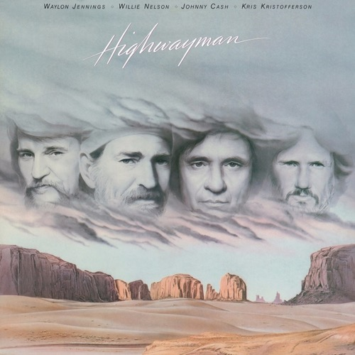 Highwaymen, The - Highwayman - COLORED VINYL LP - LP 5551-CLR