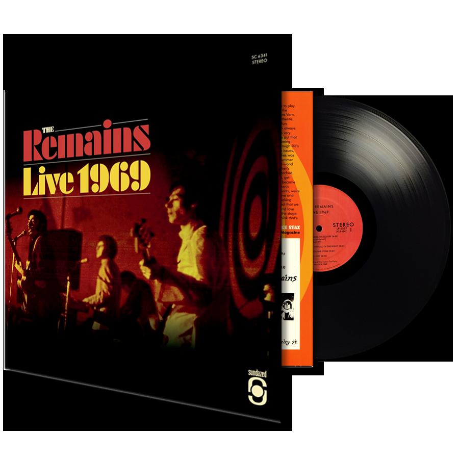 Remains, The - Live 1969 - LP