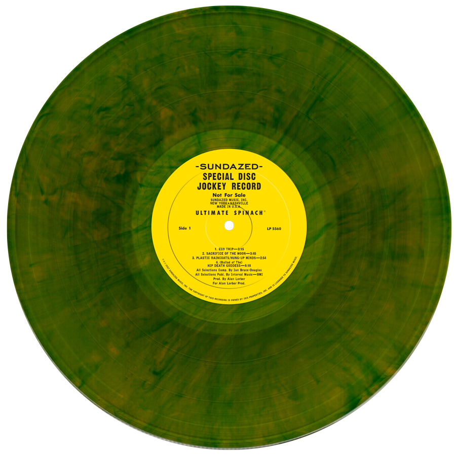 Ultimate Spinach - Ultimate Spinach - LP - LP 5560