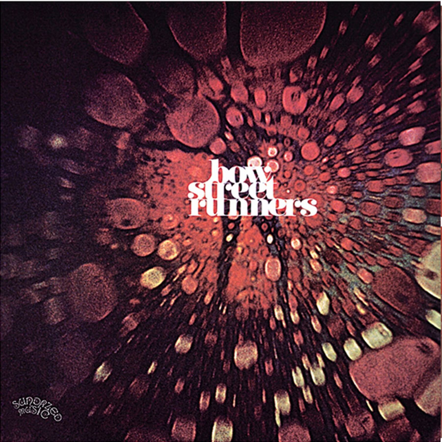Bow Street Runners - Bow Street Runners - COLORED VINYL LP