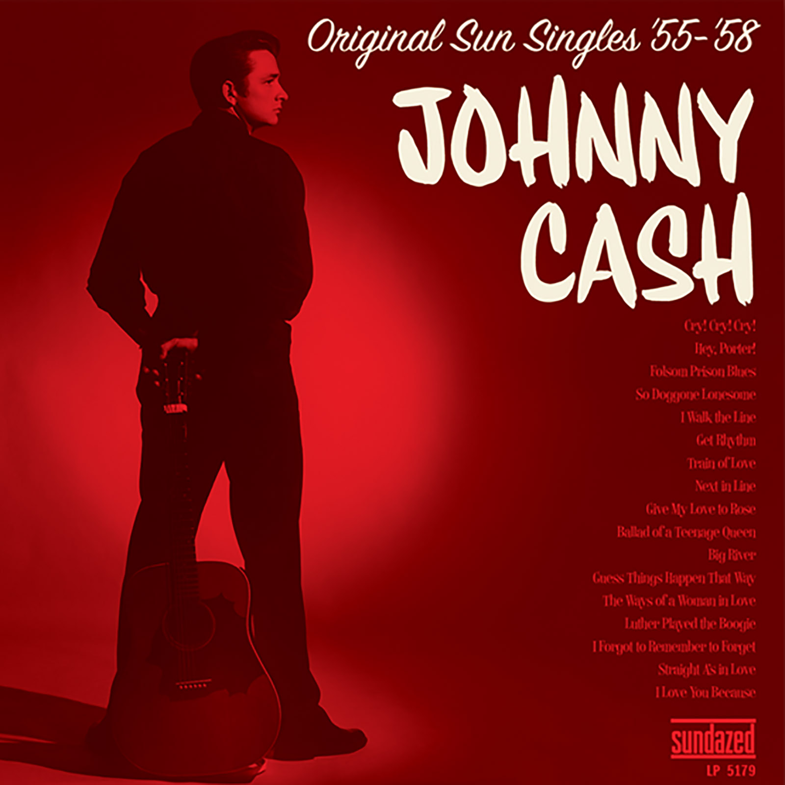 Cash, Johnny - Original Sun Singles 55-58 2 LP Set