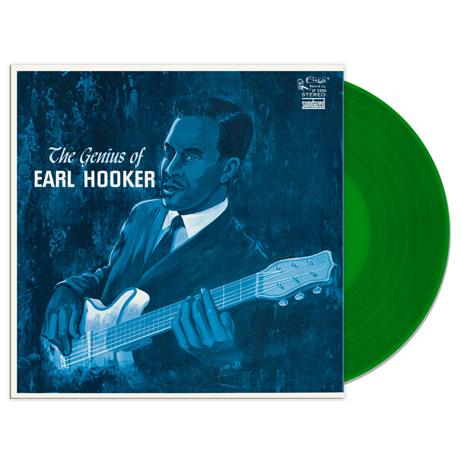 Hooker, Earl - The Genius Of Earl Hooker LP - LP 5206