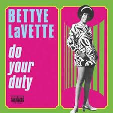 LaVette, Bettye - Do Your Duty LP