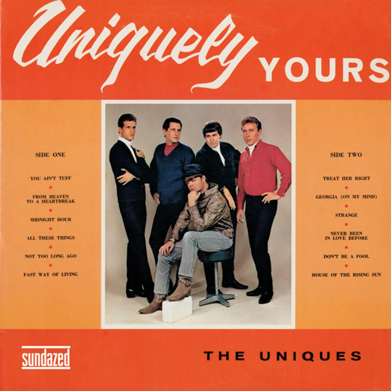 Uniques, The - Uniquely Yours LP