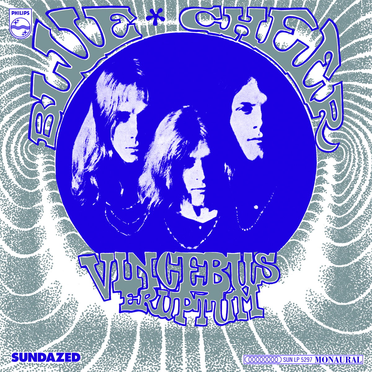 Blue Cheer - Vincebus Eruptum MONO LIMITED EDITION CD