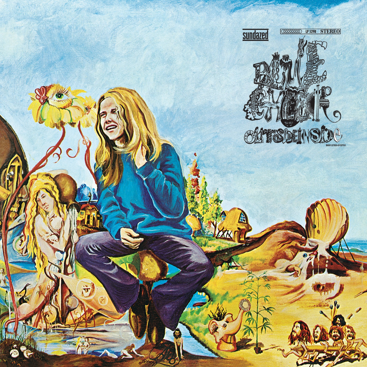 Blue Cheer - Outsideinside LIMITED EDITION CD
