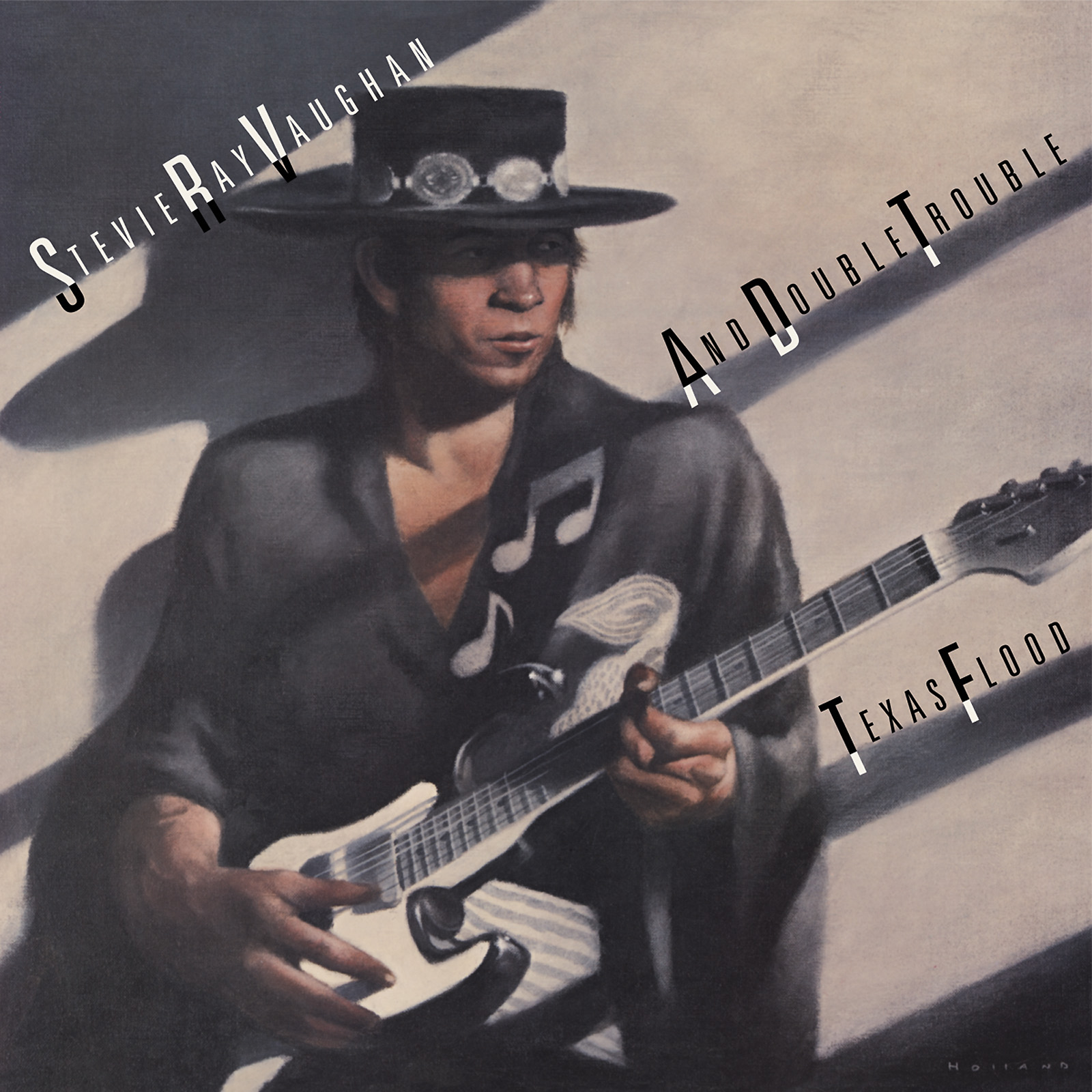 Vaughan, Stevie Ray - Texas Flood LP