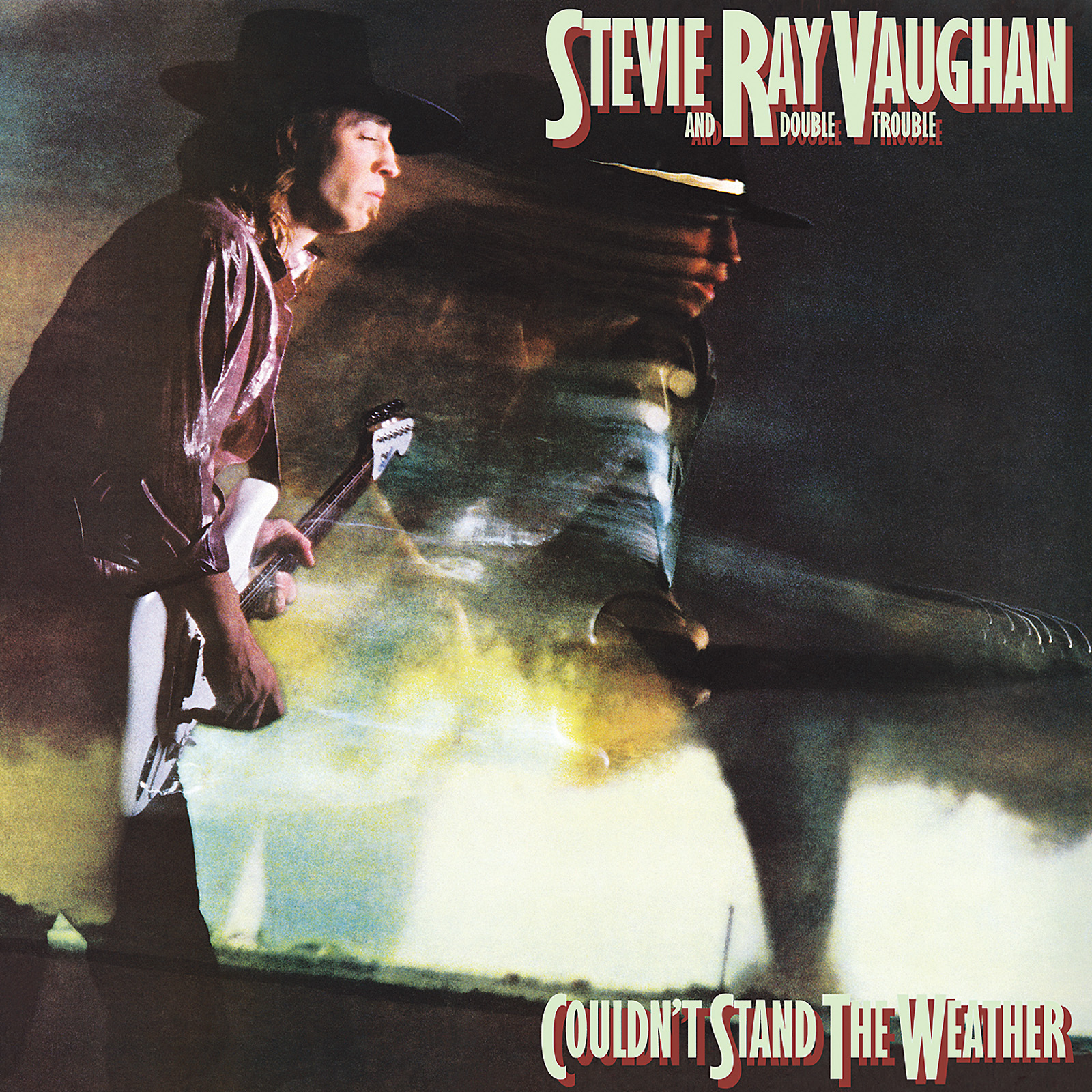 Vaughan, Stevie Ray - Couldnt Stand the Weather LP