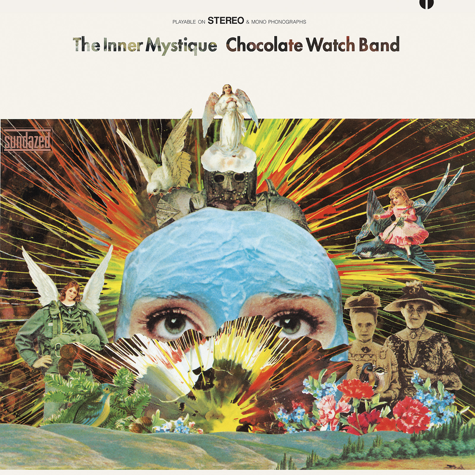 Chocolate Watch Band - The Inner Mystique LIMITED EDITION CD