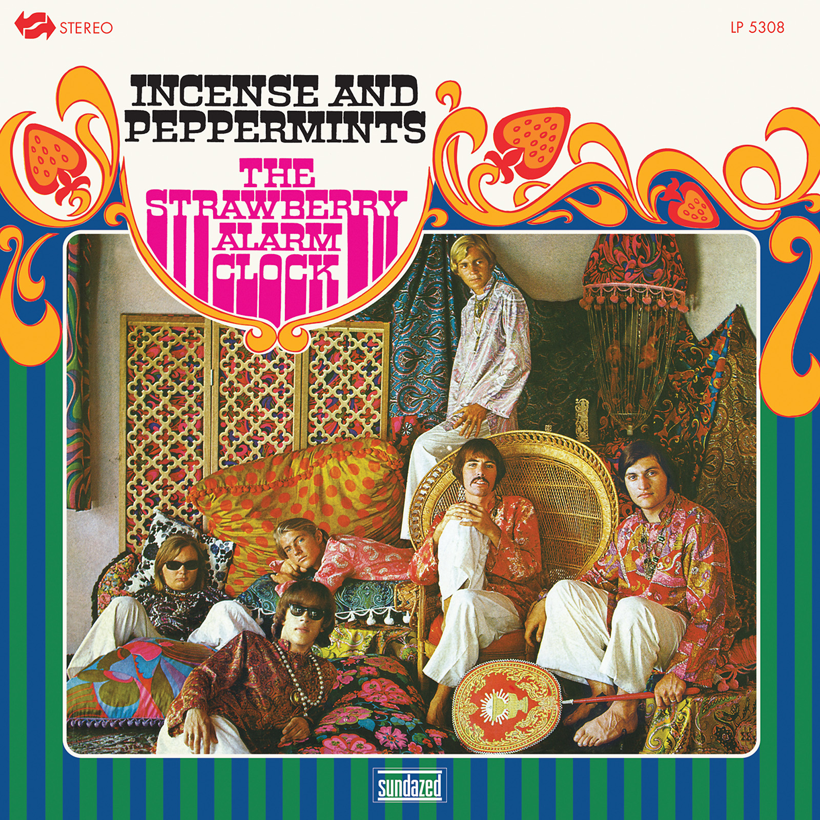 Strawberry Alarm Clock, The - Incense and Peppermints LP