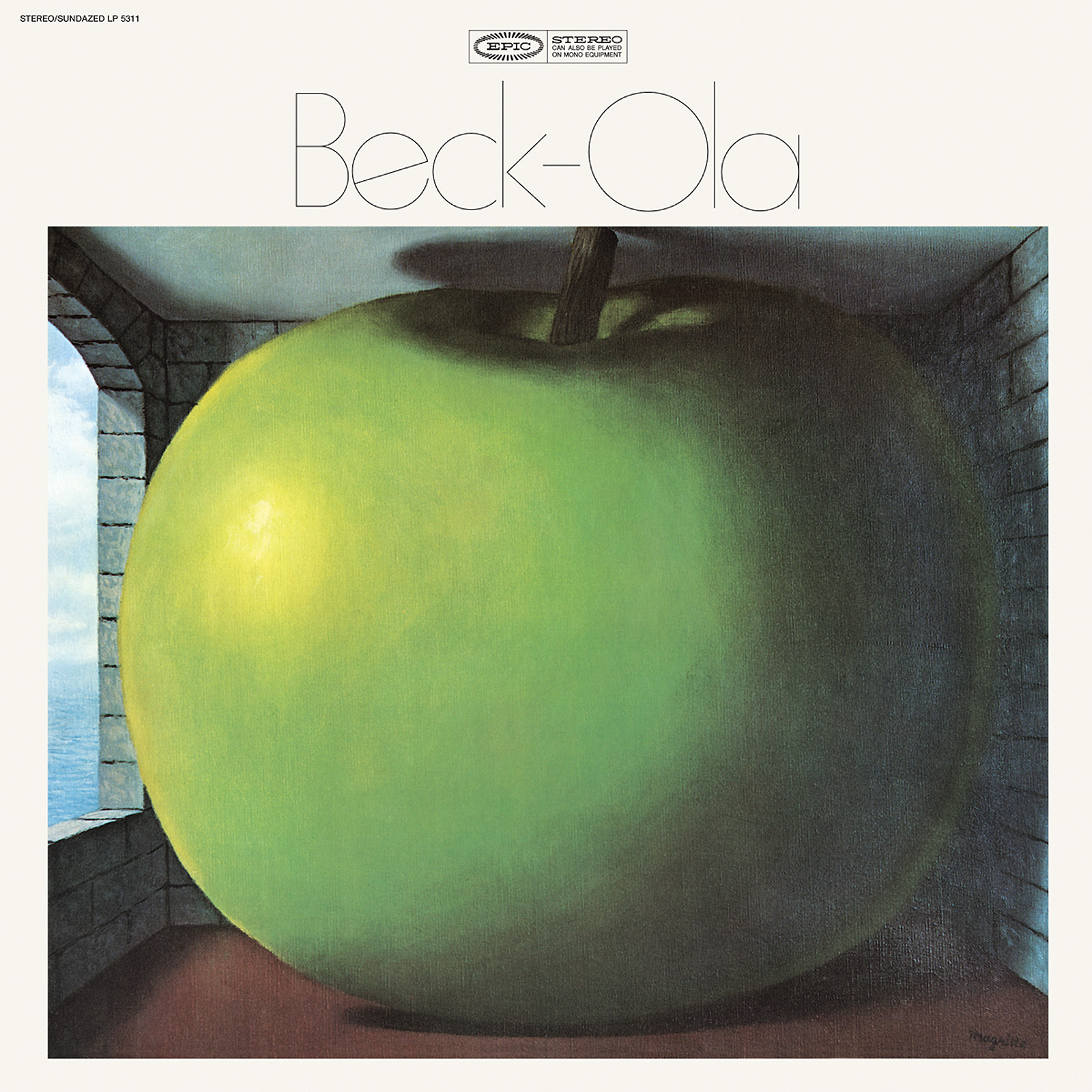 Beck, Jeff - Beck-Ola LP