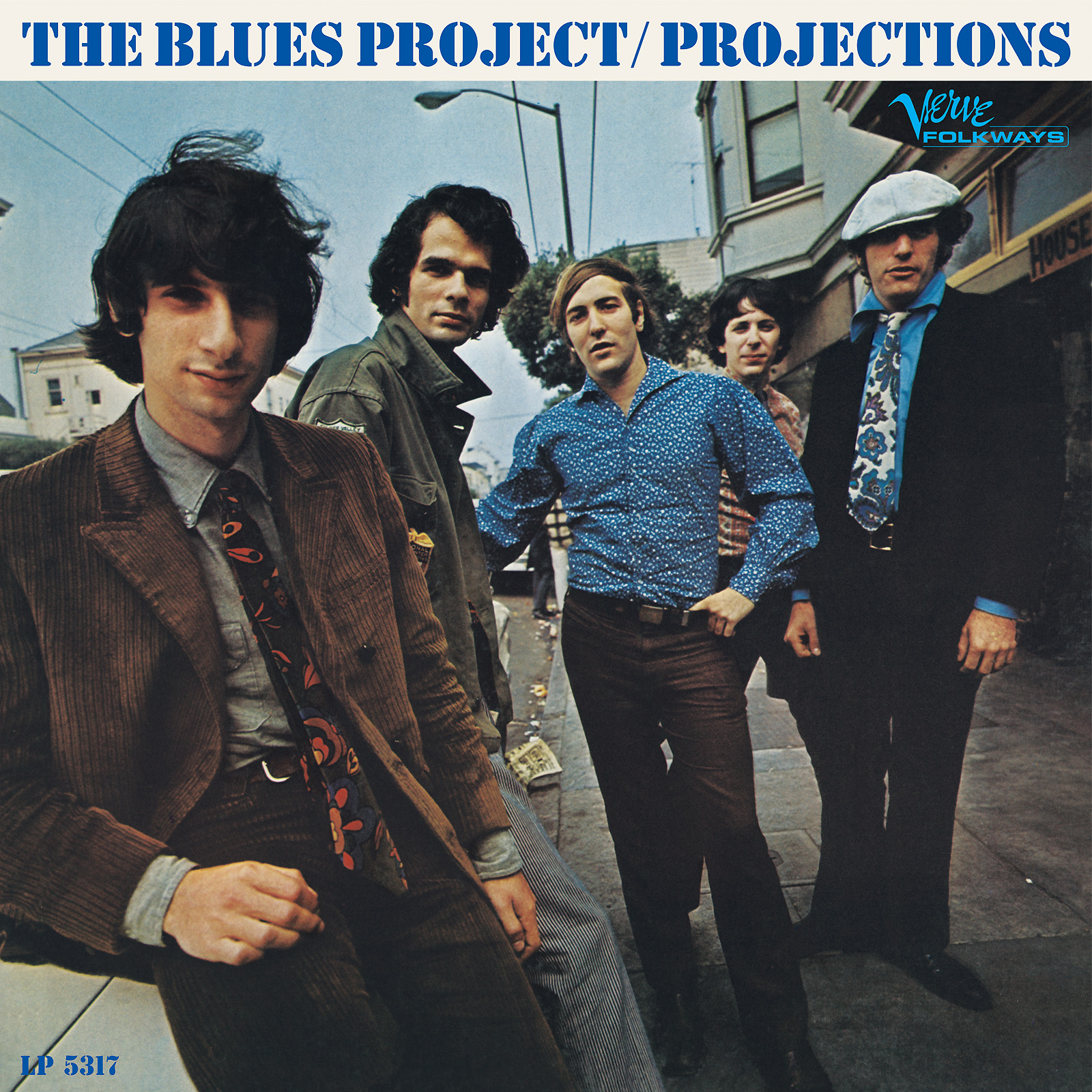 Blues Project, The - Projections MONO Edition LP