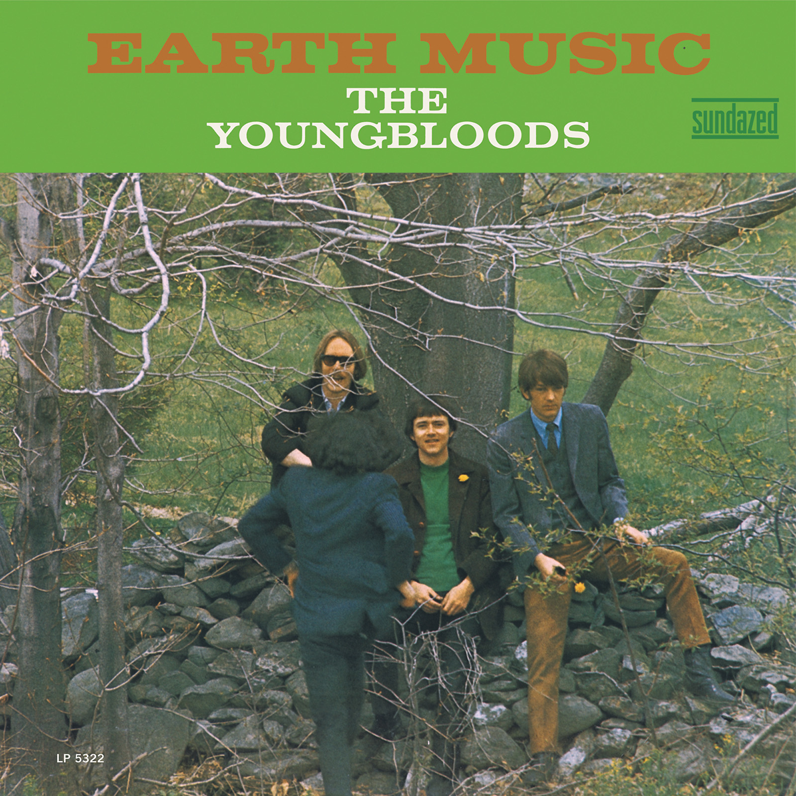 Youngbloods - Earth Music MONO Edition LP