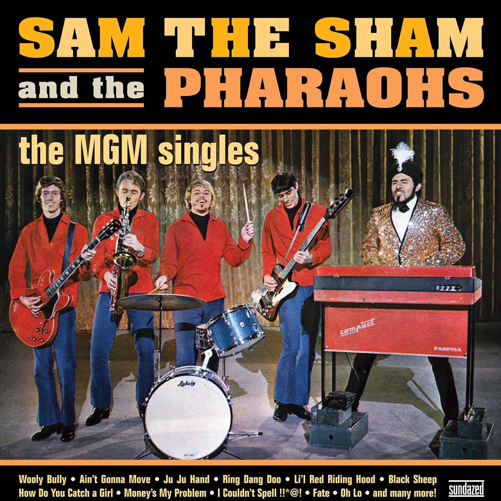 Sam the Sham and the Pharaohs - The MGM Singles CD