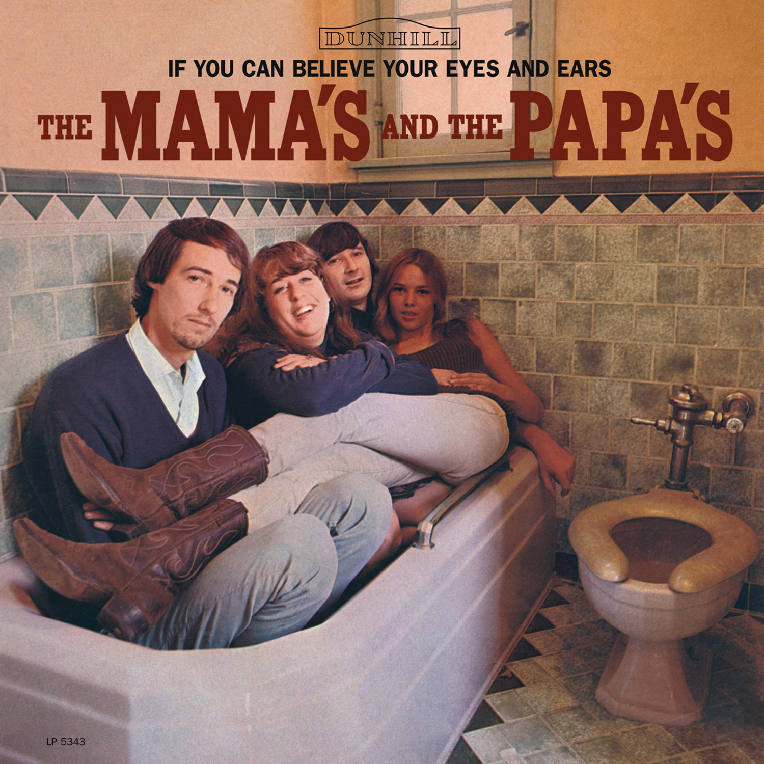 Mamas, The and the Papas - If You Can Believe Your Eyes and Ears MONO LIMITED EDITION CD