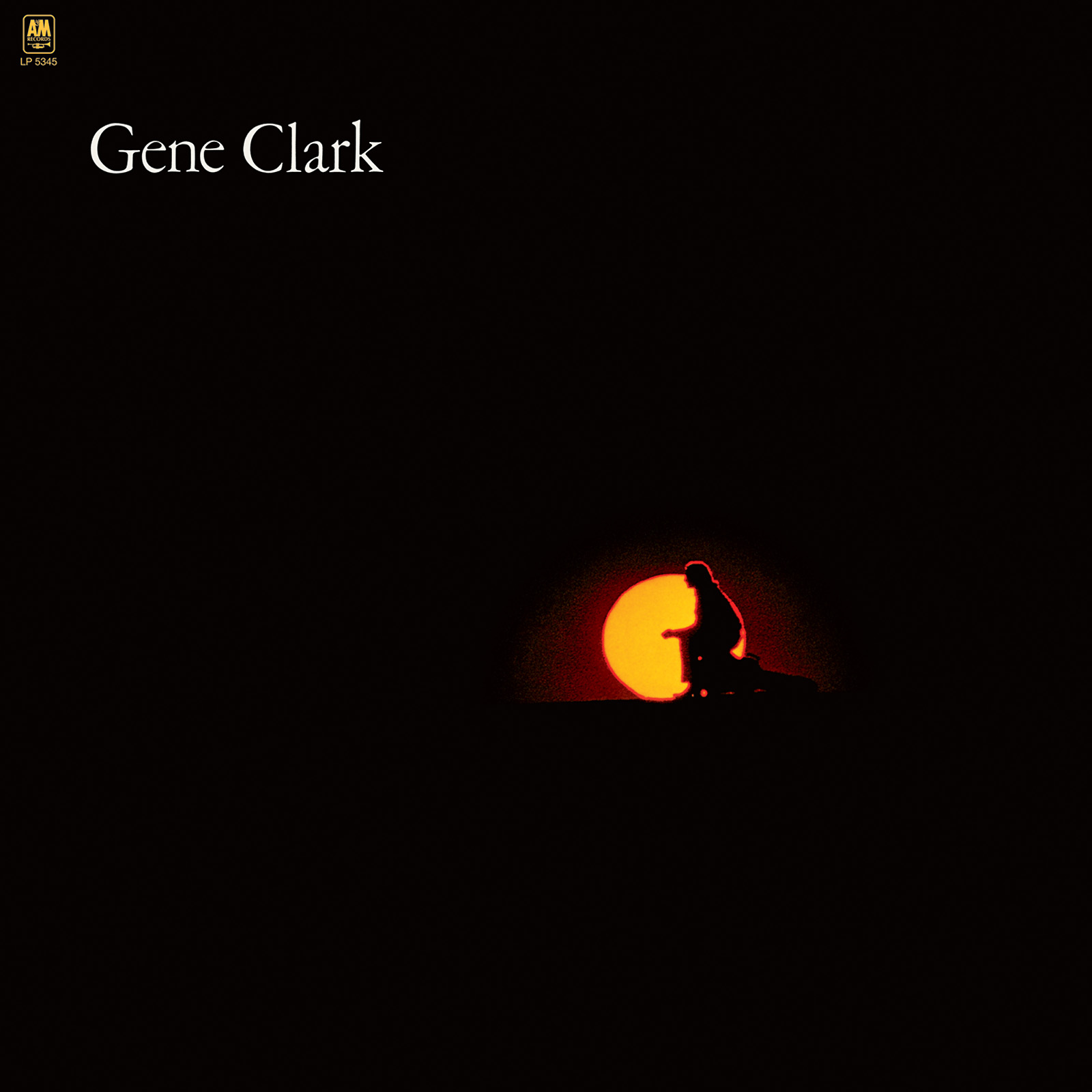 Clark, Gene - White Light LP
