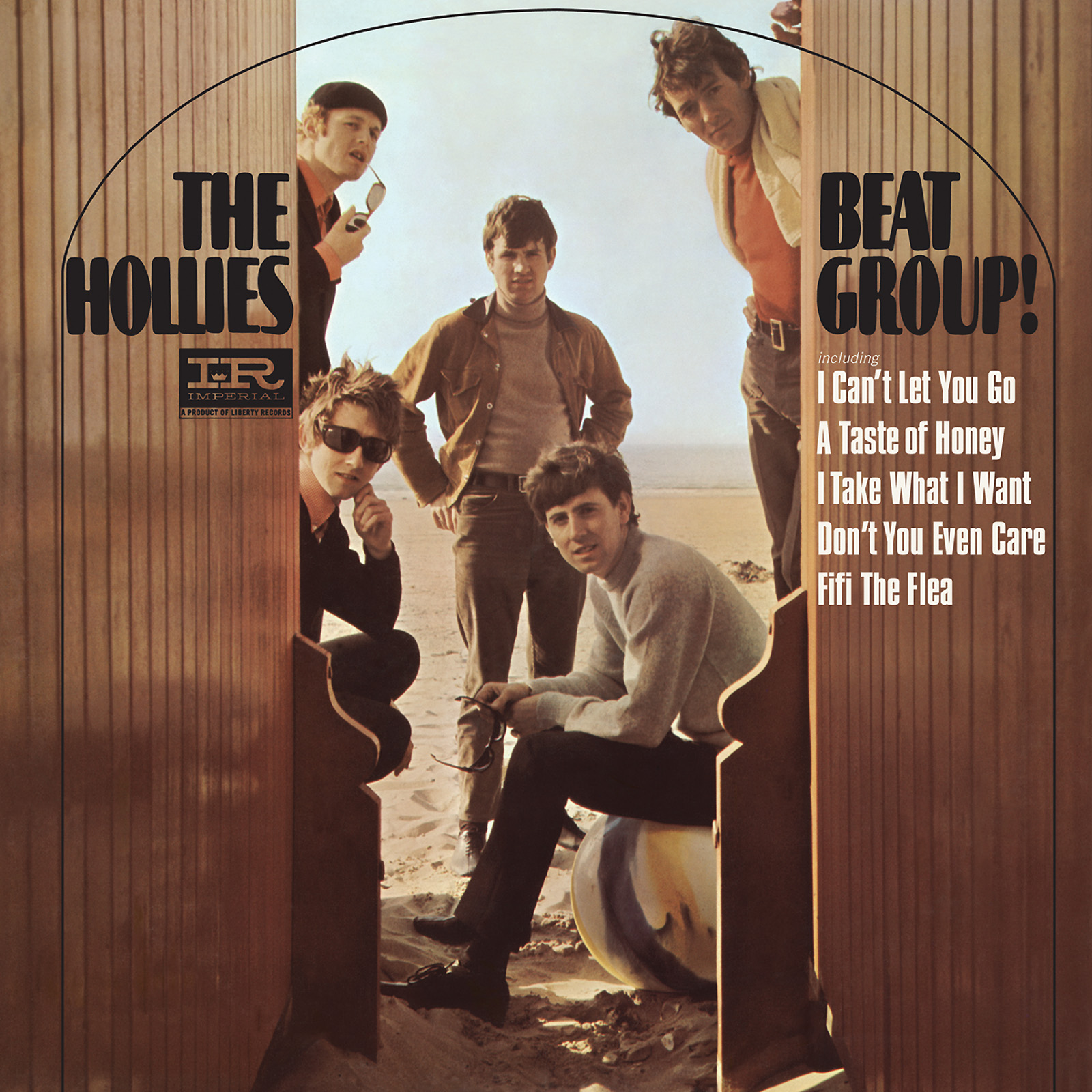 Hollies, The - Beat Group! MONO Edition LP