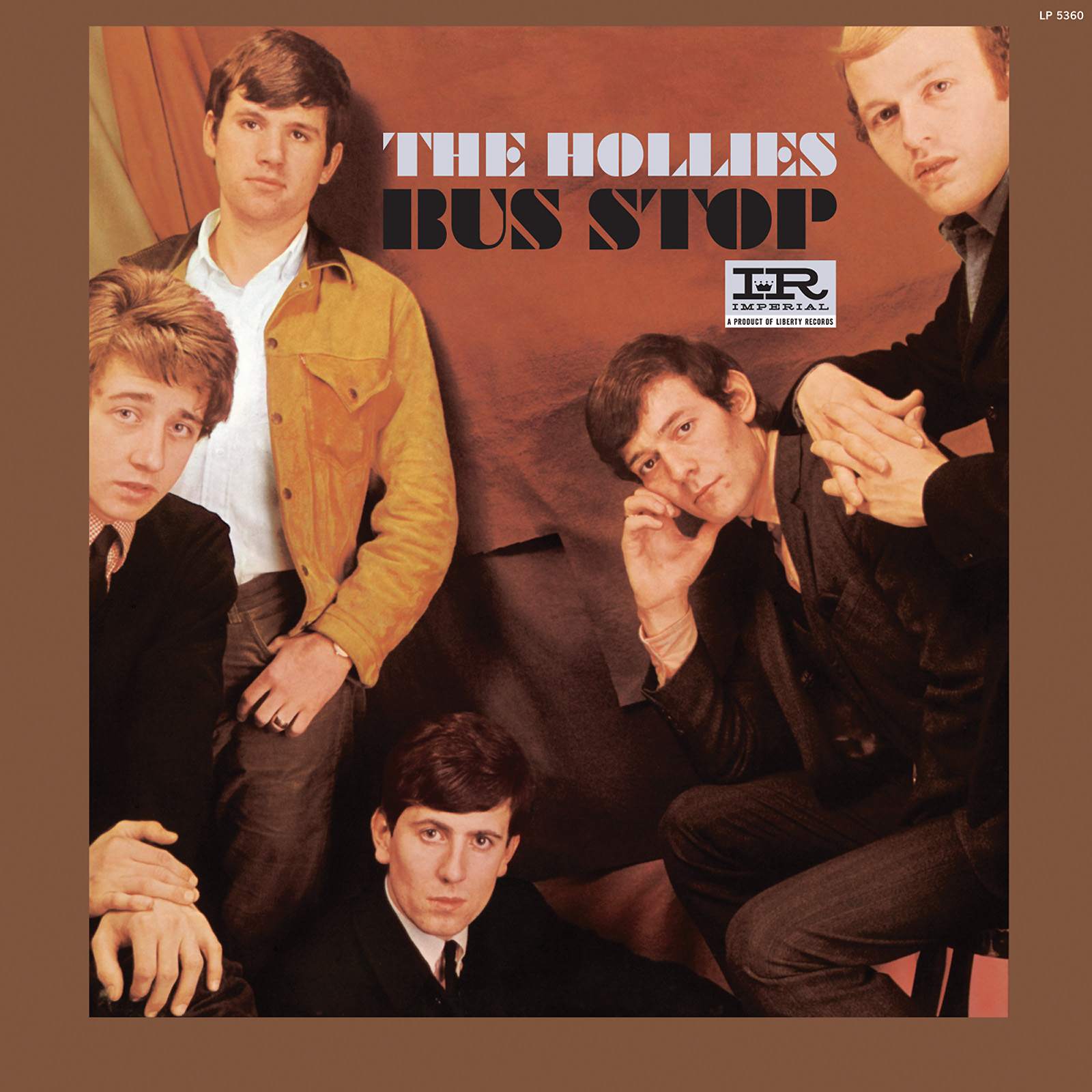Hollies, The - Bus Stop MONO Edition LP