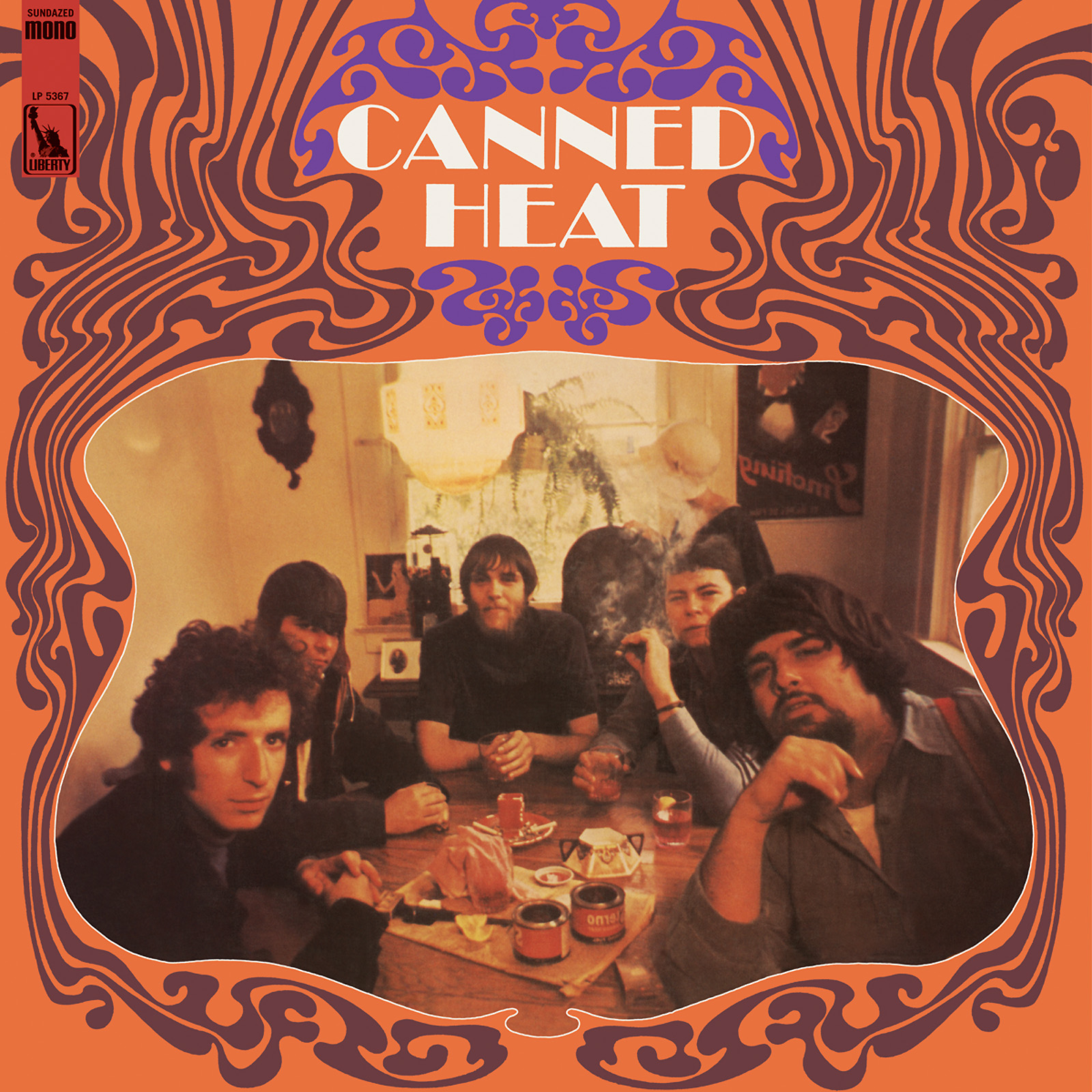 Canned Heat - Canned Heat MONO Edition LP