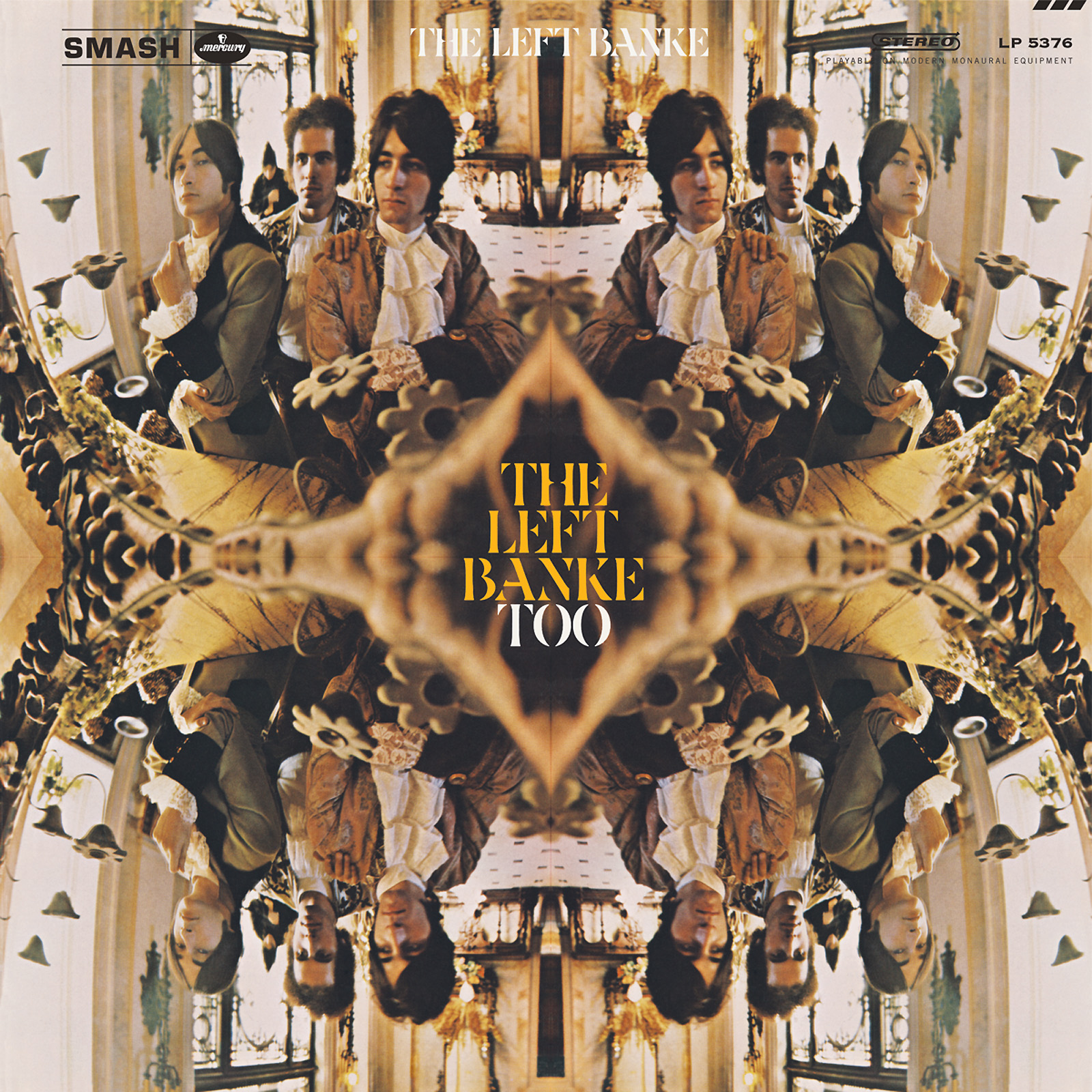 Left Banke, The - The Left Banke Too LP