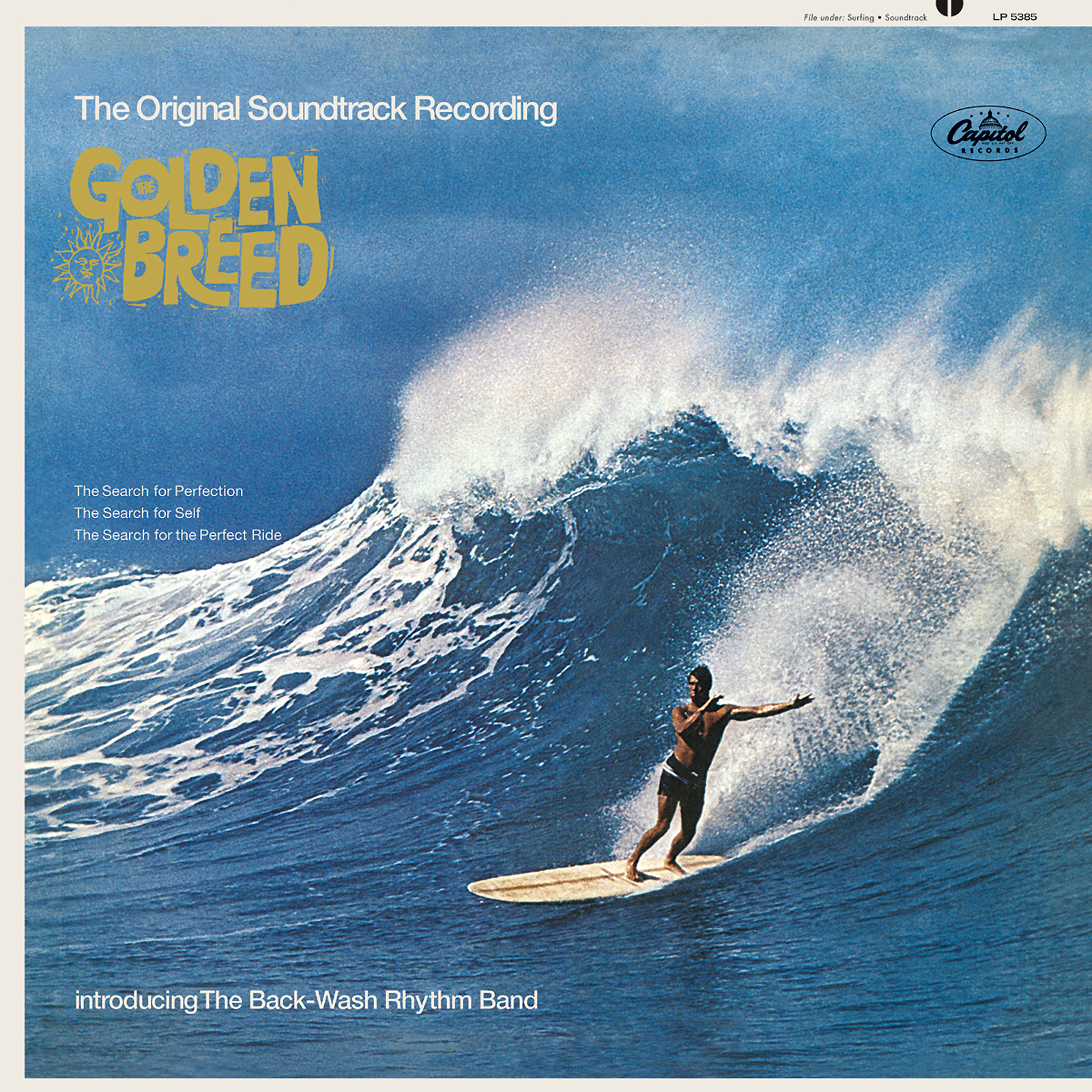 Allan, Davie - Golden Breed Original Soundtrack - LP