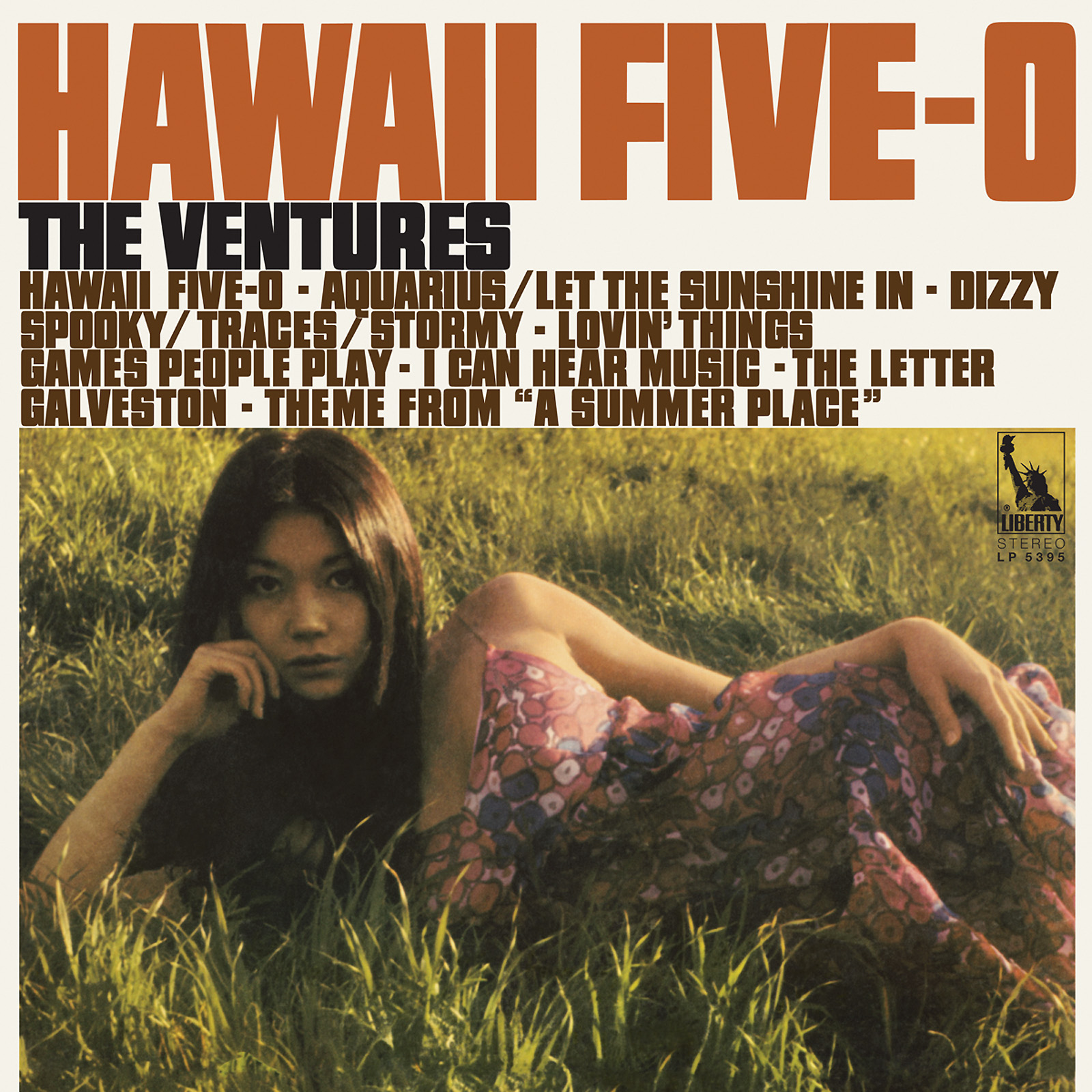 Ventures, The - Hawaii Five-O LIMITED EDITION Colored Vinyl LP