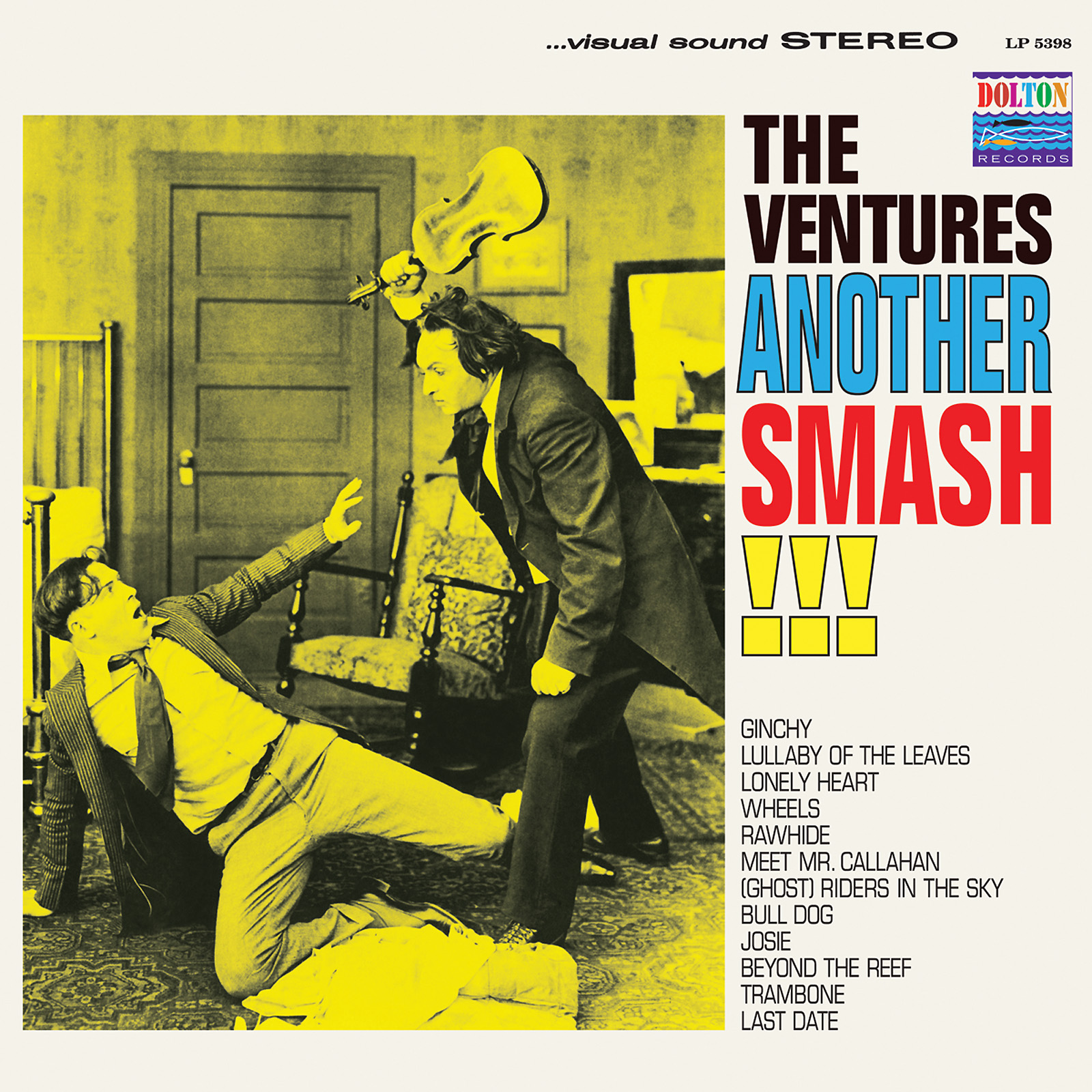 Ventures, The - Another Smash LIMITED EDITION Colored Vinyl LP