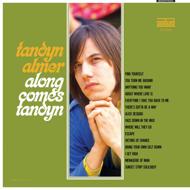 Almer, Tandyn - Along Comes Tandyn CD