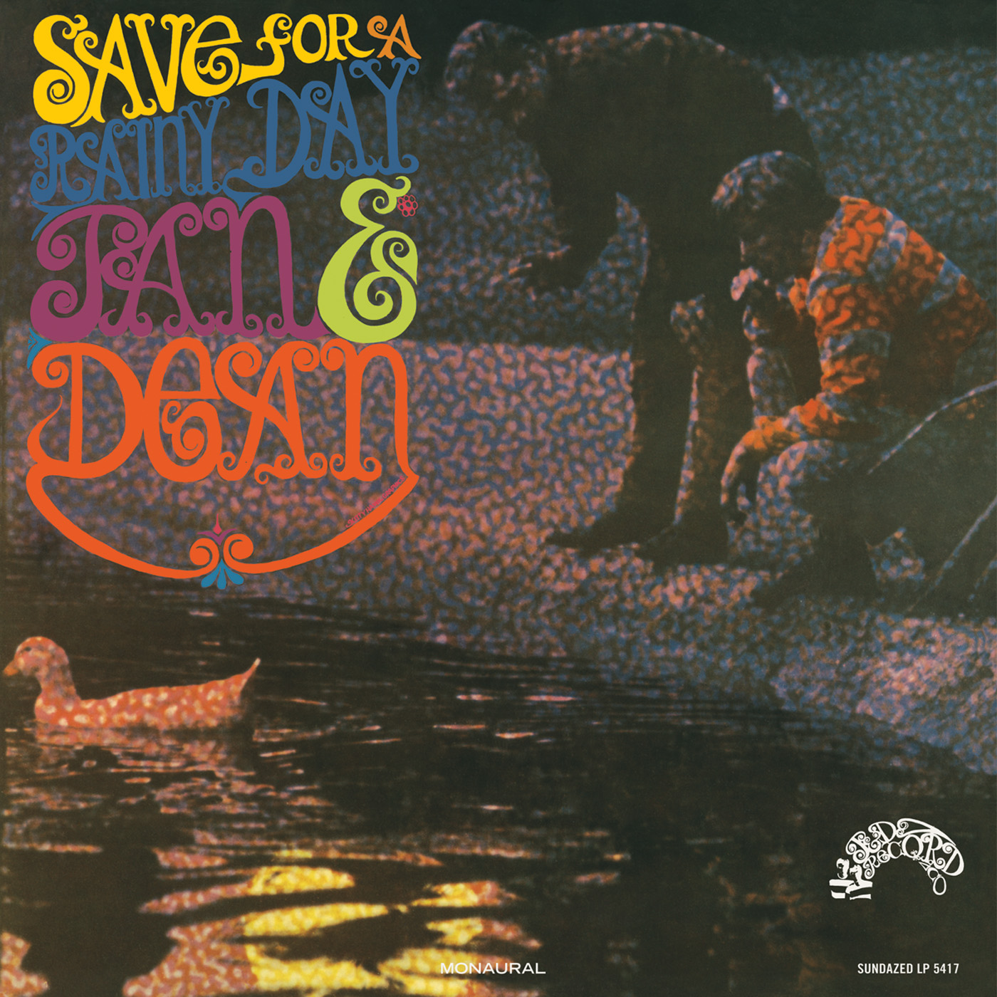 Jan & Dean - Save for a Rainy Day -LIMITED EDITION MONO- LP