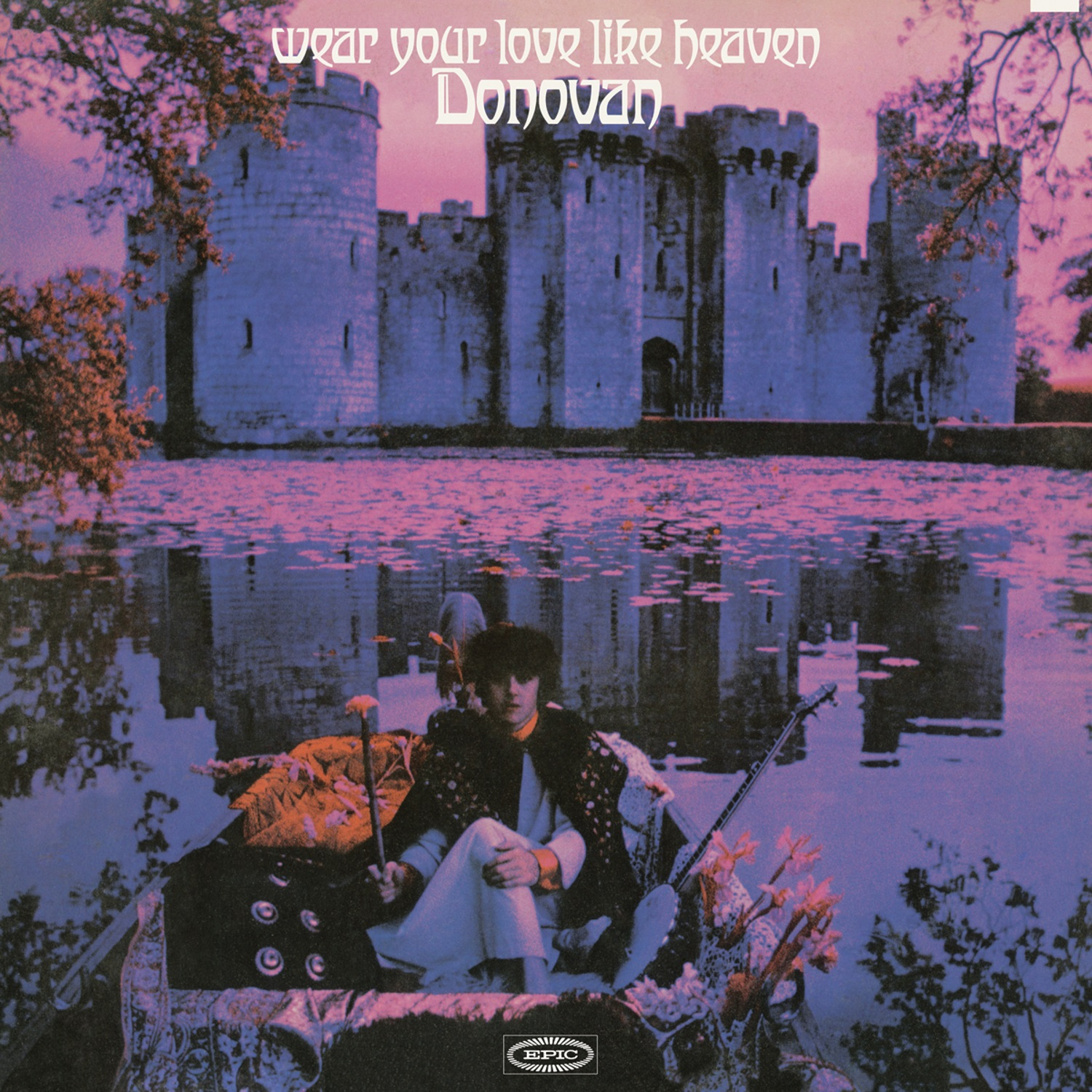 Donovan - Wear Your Love Like Heaven MONO EDITION LP
