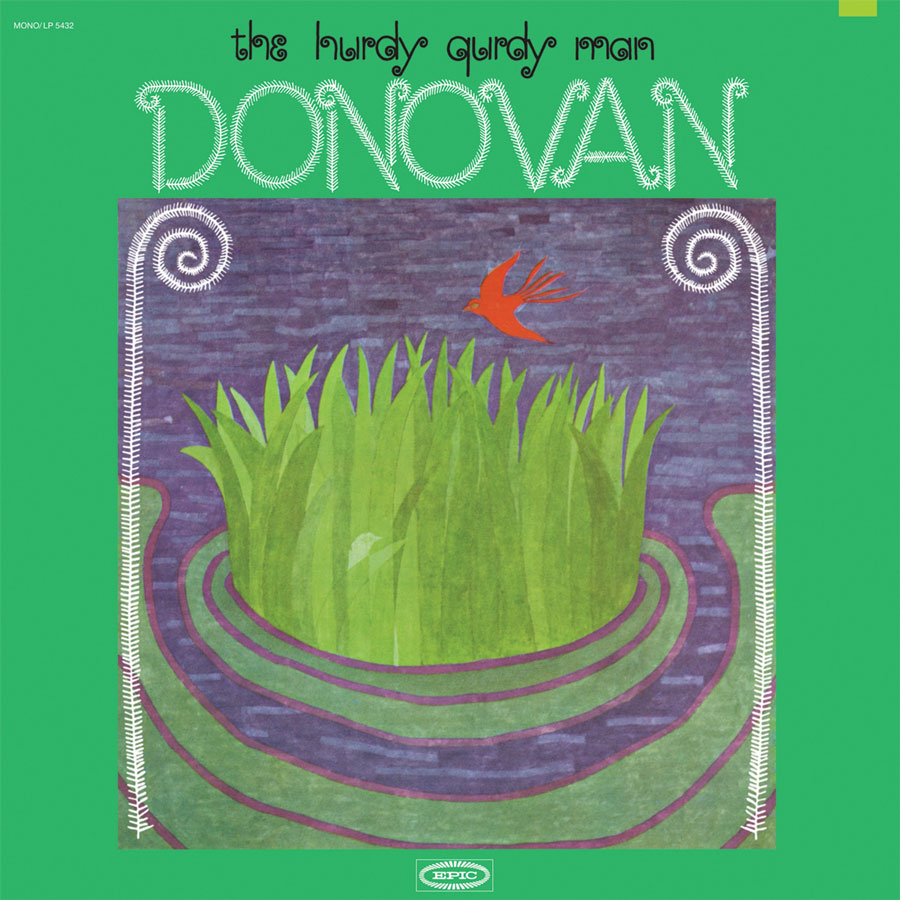 Donovan - The Hurdy Gurdy Man MONO EDITION LP