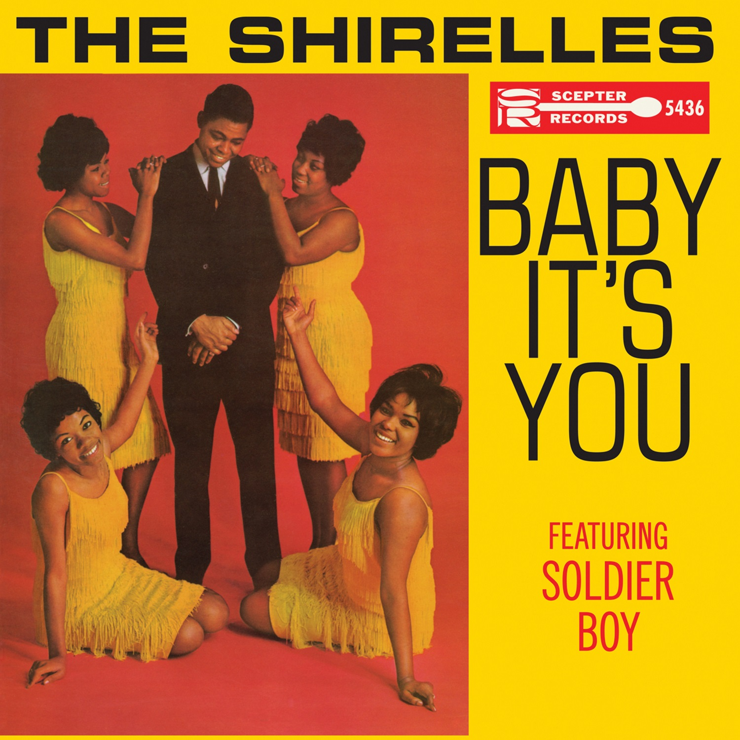 Shirelles, The - Baby It's You LP