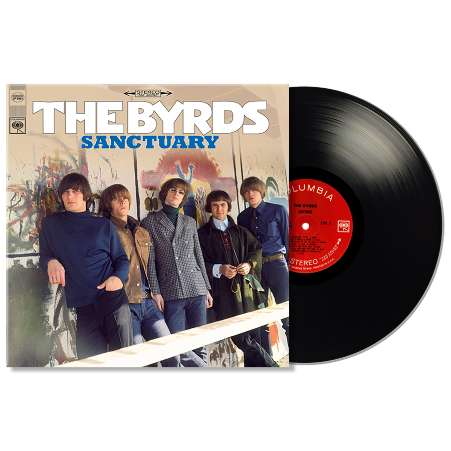 Byrds, The - Sanctuary: Rarities - LP