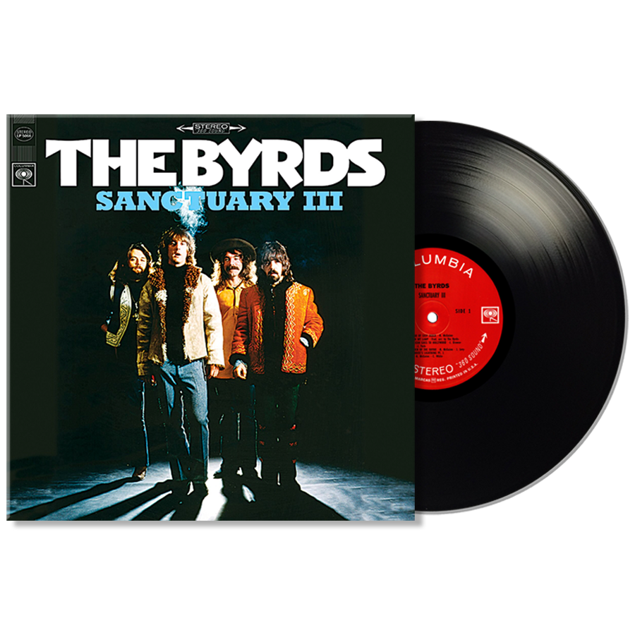 Byrds, The - Sanctuary III LP