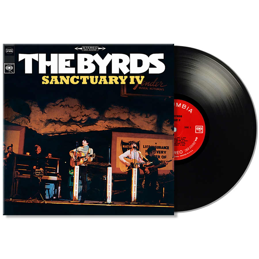 Byrds, The - Sanctuary IV - LP