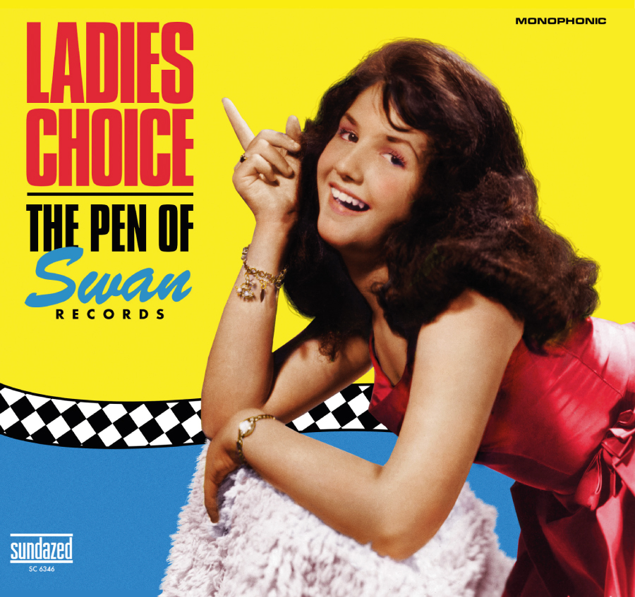 Swan Records - Ladies Choice: The Pen Of Swan Records - CD - CD-SUND-6346